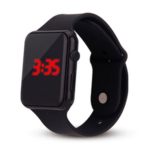 Top Quality Digital Watch with Digital Display Screen