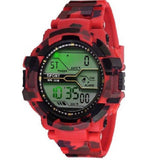 New Best Trending Quality Digital Sports Army Military Color Indian Digital Watch For Men