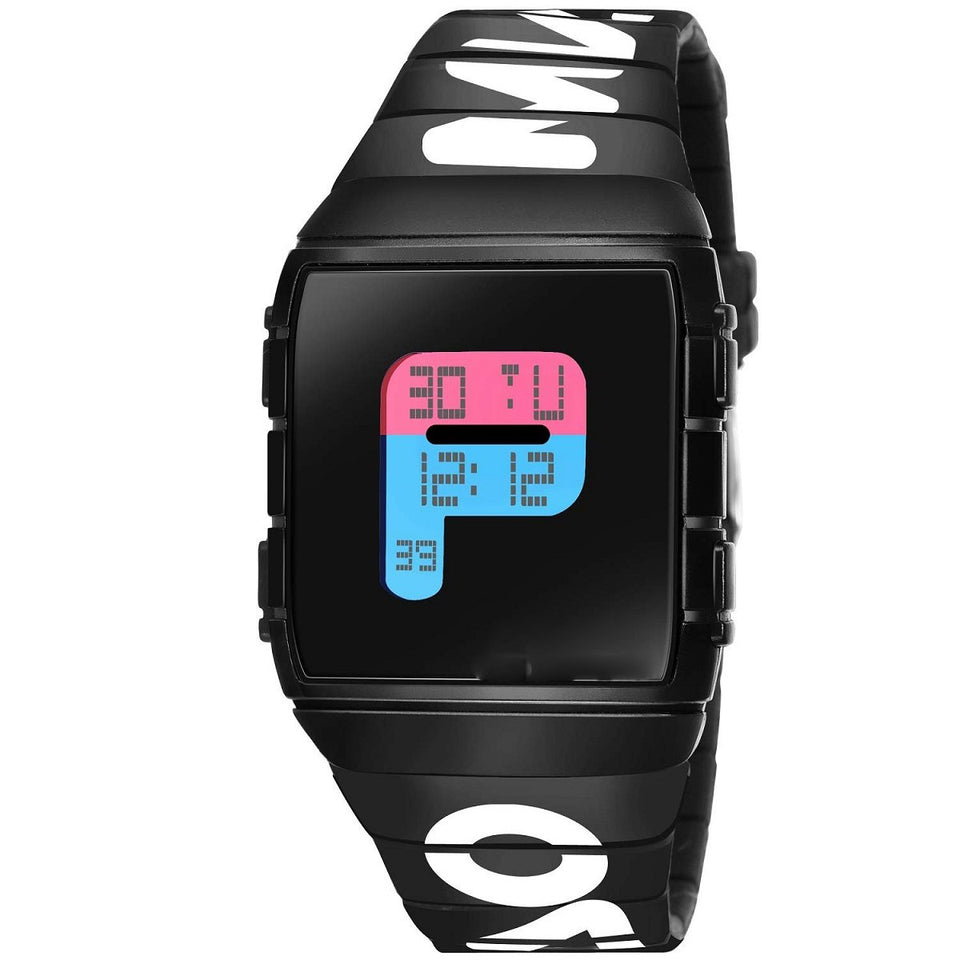 Top Quality Best Brand Waterproof Outdoor Casual Digital Men Wristwatches Best High Quality Multicolor Strap Sports Digital Watch