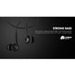 Top Quality Best Trending Conch Pure Bass & HD Sound in-Ear Wired Earphones with Mic (Black) for Redmi Mobiles