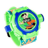 Trending Quality Best Selling 2020 Luxury Generation  Chhota Bheem 24 Projector Kids Watches For Return Gift Boys & Girls