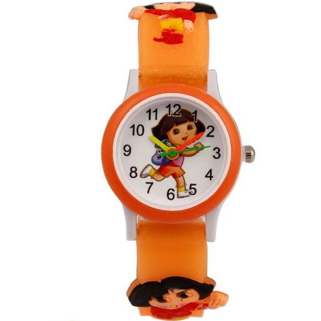 Trending Sale Top Quality Hot Selling Smartwatch Multi-color Dora Dial Girls' Watch