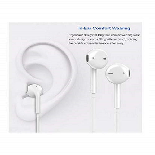 Top Quality Trending Wired In-Ear Portable Headset Bass Stereo Earphone With Microphones For Sports Gaming
