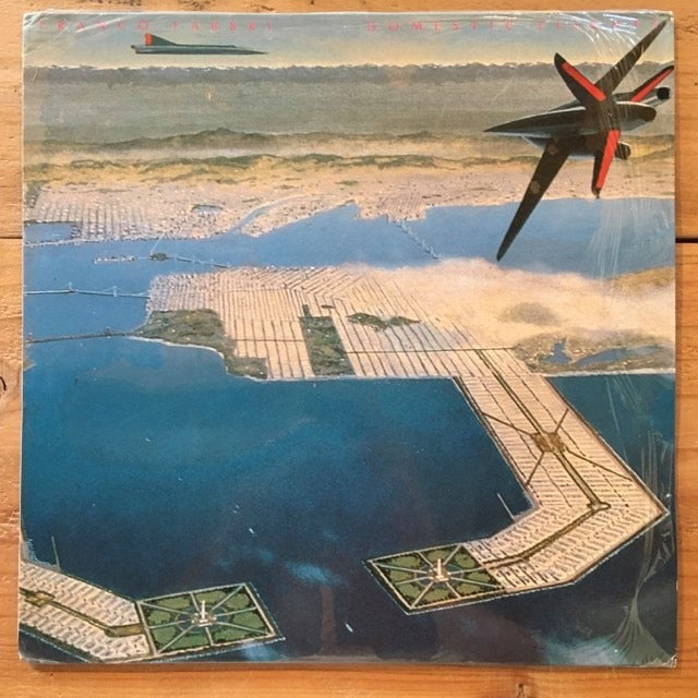 Franco Fabbri ‎– Domestic Flights