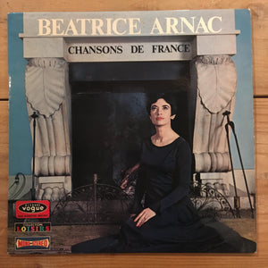 Beatrice Arnac - Chansons De France