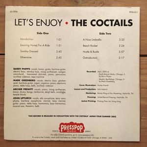 The Coctails - Let's Enjoy