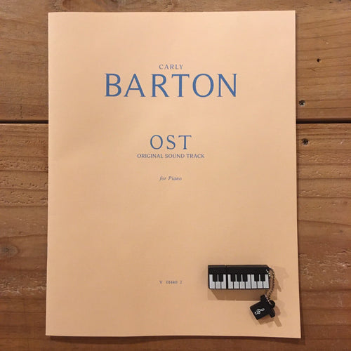 Carly Barton - OST (USB+SCORE BOOK)