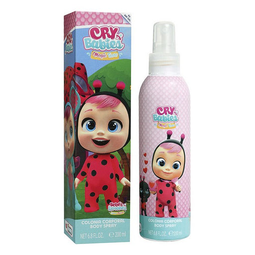 Children's Perfume Cry Babies Cartoon EDC (200 ml)