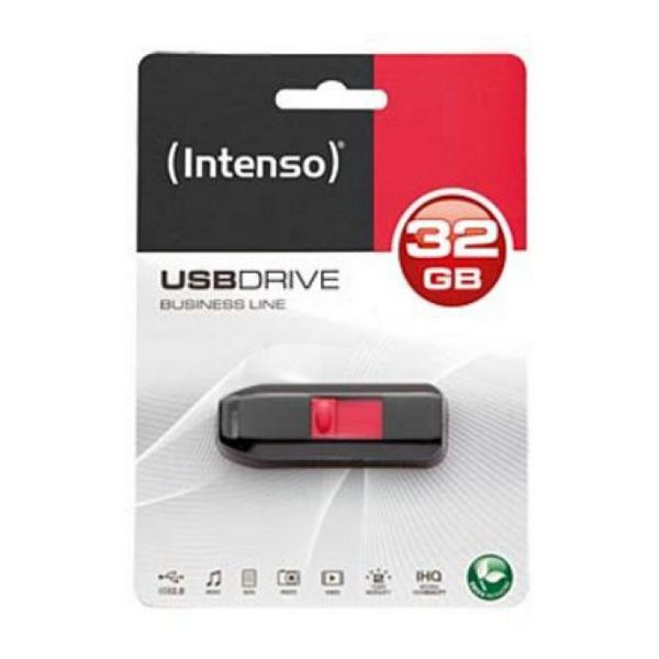 USB stick INTENSO 3511480 32 GB Black