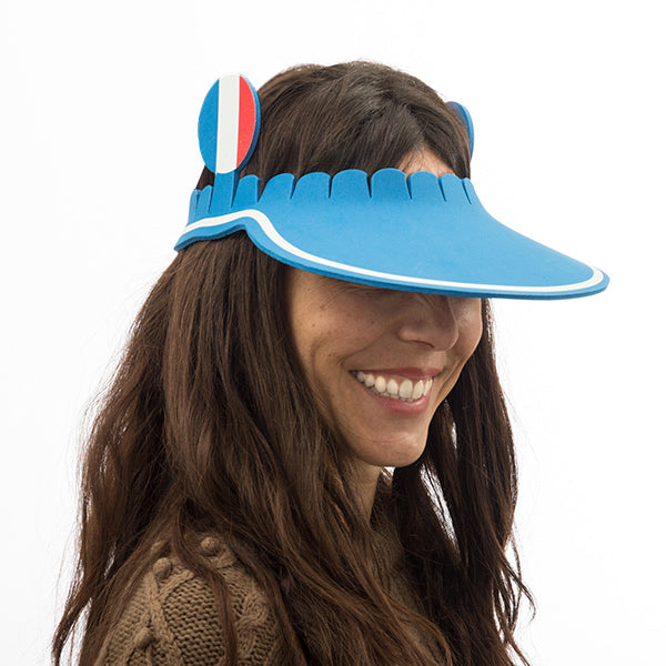 French Flag Visor