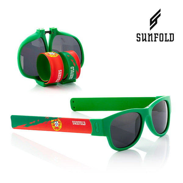Sunfold Portugal Roll-Up Sunglasses
