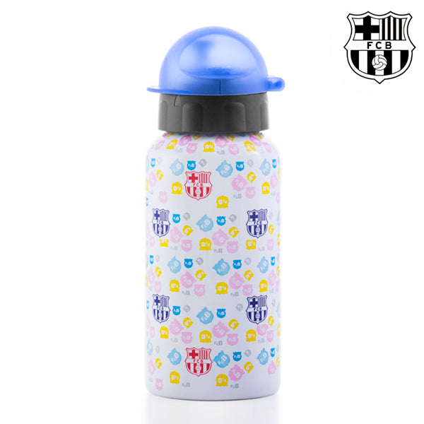 F.C. Barcelona Badges Aluminium Bottle