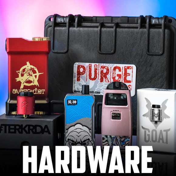 Hardware | Local Vape - Online Vape Shop