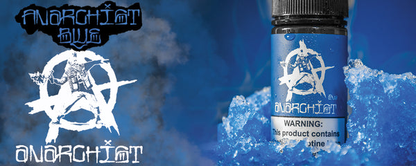 Anarchist Blue ejuice