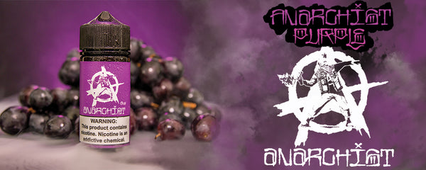 Anarchist Purple E juice