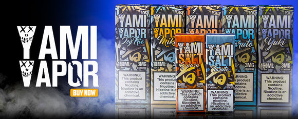 yami vapor ejuice and eliquid for cheap