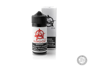 Anarchist Mfg. Anarchist eJuice - White - Local Vape - Online Vape Shop