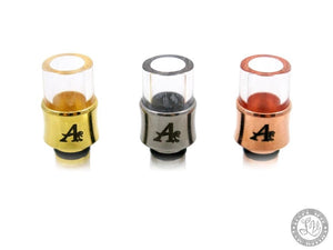 Aria Aria Pyrex Drip Tips - Local Vape - Online Vape Shop