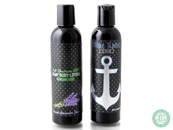 Blue Label Blue Label CBD - Lavender Lotion - Local Vape - Online Vape Shop