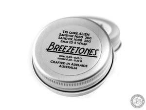 M. Terk BREEZETONES - Tri-Core Alien Coils - Local Vape - Online Vape Shop
