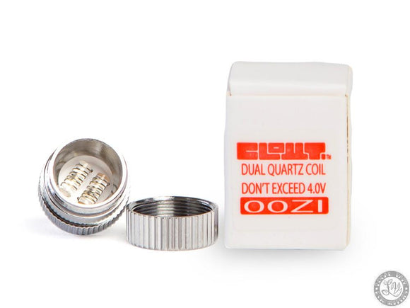 Clout Clout - Oozi Dual Replacement Coils - Local Vape - Online Vape Shop
