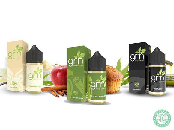 GRN CBD GRN CBD - CBD Additive - Local Vape - Online Vape Shop