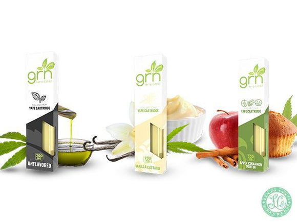 GRN CBD GRN CBD - CBD Cartridges - Local Vape - Online Vape Shop