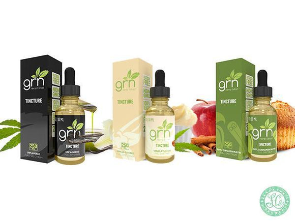 GRN CBD GRN CBD - CBD Tincture - Local Vape - Online Vape Shop