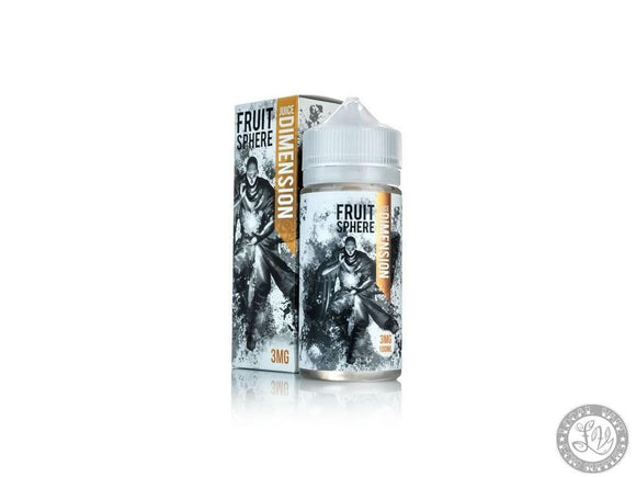 Juice Dimension Juice Dimension - Fruit Sphere - Local Vape - Online Vape Shop