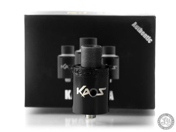 ISM Kaos 24 RDA - Local Vape - Online Vape Shop
