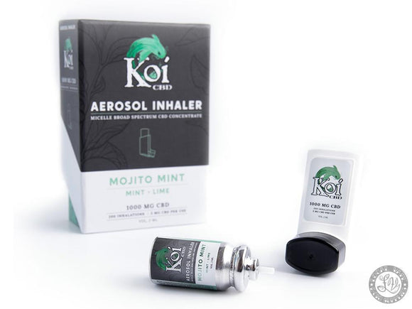 Koi Koi CBD Inhaler - Local Vape - Online Vape Shop
