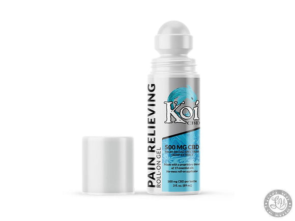 Koi Koi CBD Pain Relieving Gel Roll-On - Local Vape - Online Vape Shop