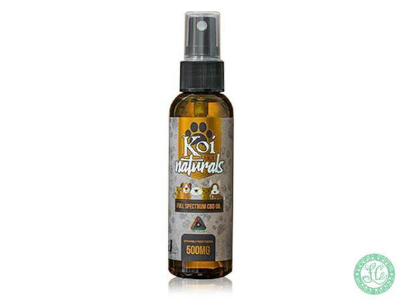 Koi KOI Naturals CBD Spray for Pets - Local Vape - Online Vape Shop