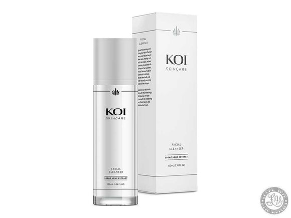 Koi Koi Skincare | CBD Facial Cleanser - Local Vape - Online Vape Shop