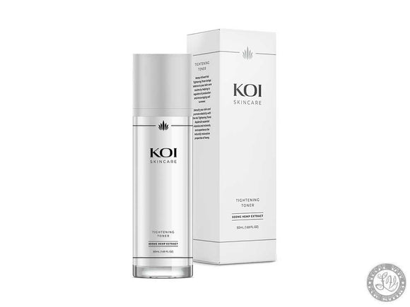 Koi Koi Skincare | CBD Tightening Toner - Local Vape - Online Vape Shop