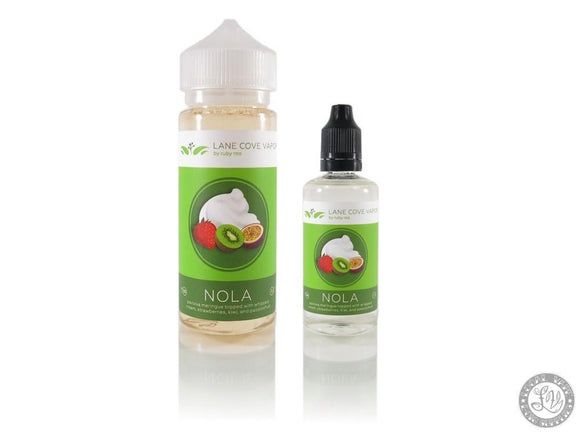 Ruby Roo Lane Cove Vapor - Nola - Local Vape - Online Vape Shop