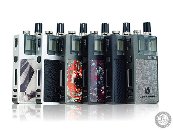 Lost Vape LOST VAPE ORION Q-ULTRA 40W POD SYSTEM - Local Vape - Online Vape Shop