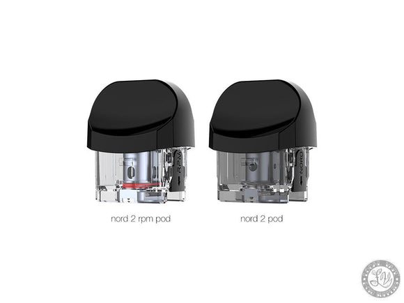 SMOK Nord 2 Pod - Local Vape - Online Vape Shop