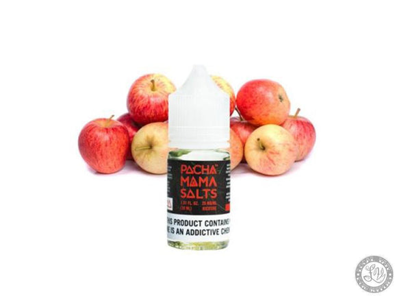 Pachamama Pachamama - Fuji Apple Strawberry Nectarine Salt - Local Vape - Online Vape Shop