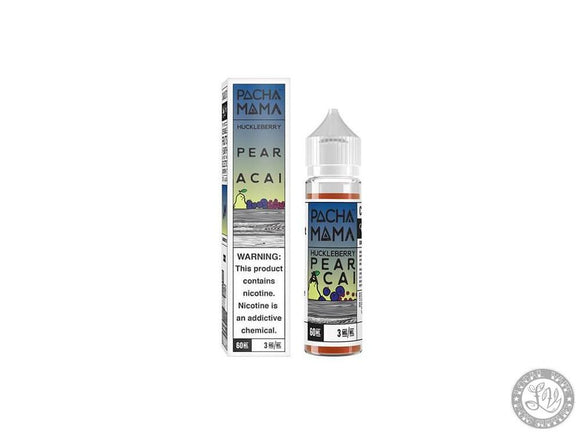Pachamama Pachamama - Huckleberry Pear Acai - Local Vape - Online Vape Shop