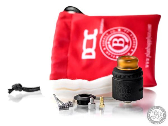 Plan B Supply Co. Plan B Supply Co. - Doc 24mm 2019 Edition RDA - Local Vape - Online Vape Shop