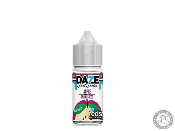 ECD Reds Salt - Reds Berries ICED - Local Vape - Online Vape Shop