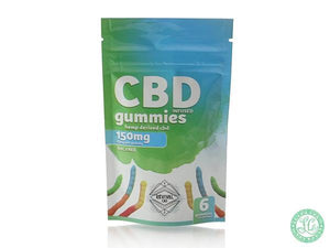 Revival CBD Revival CBD Gummy Worms - Local Vape - Online Vape Shop