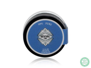 Revival CBD Revival Terpene Enriched Shatter - Local Vape - Online Vape Shop