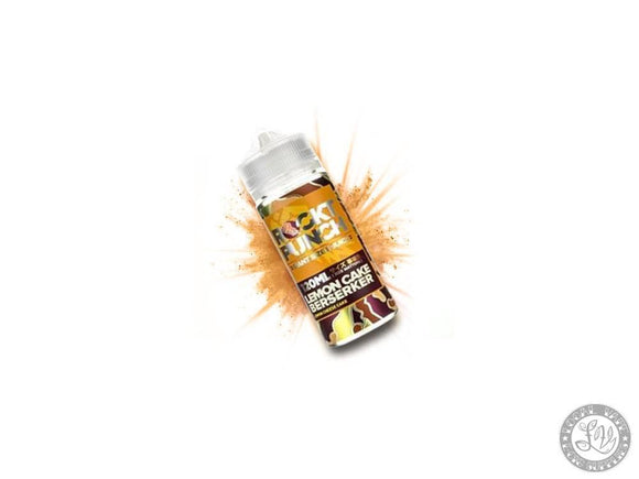OKAMI Rockt Punch - Lemon Cake Berserker - Local Vape - Online Vape Shop