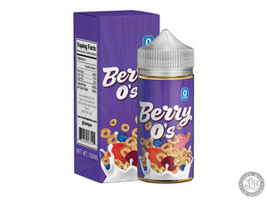Shijin Vapor Tasty O's Berry O's - Local Vape - Online Vape Shop