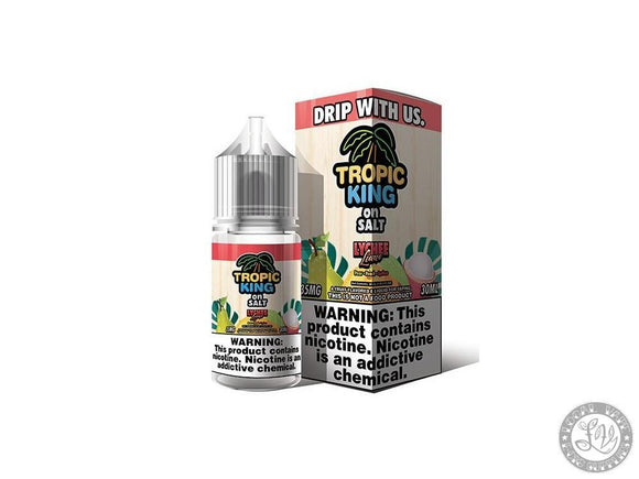 ECD Tropic King on Salt - Lychee Luau - Local Vape - Online Vape Shop