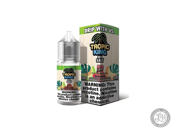 ECD Tropic King on Salt - Mad Melon - Local Vape - Online Vape Shop