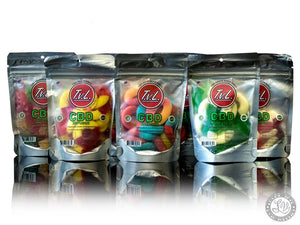 TVL TVL CBD - CBD Infused Gummies - Local Vape - Online Vape Shop