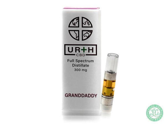 URTH CBD URTH CBD - Granddaddy Cartridge - Local Vape - Online Vape Shop